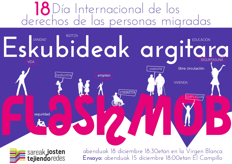 Día Internacional por los Derechos de las Personas Migradas