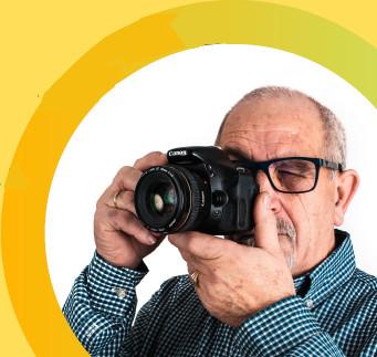 III Concurso de fotografía digital para mayores de 55 años